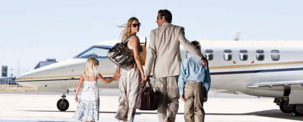 family private jet about us