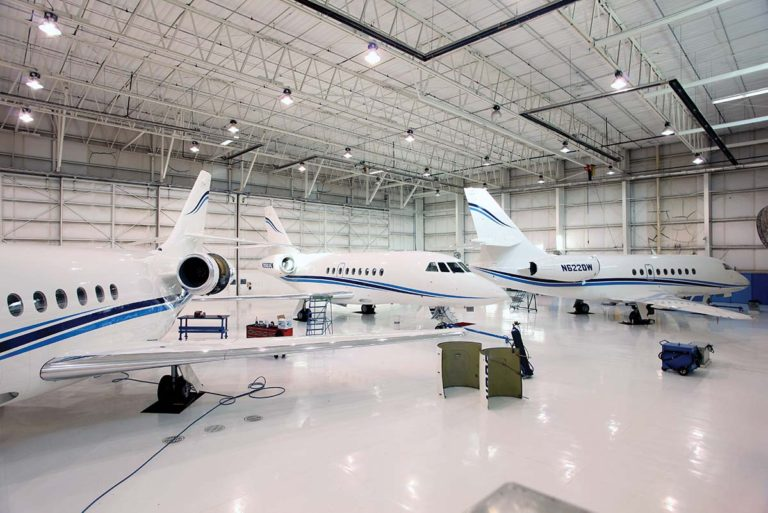 private jet operations