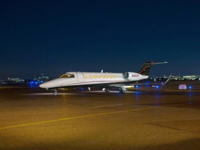 Lear 45XR Jet for sale exterior